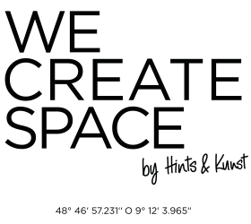We Create Space